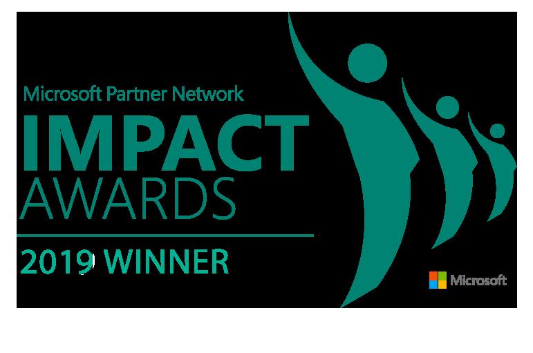 IMPACT Awards 2019 de Microsoft