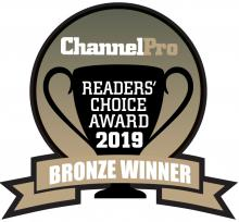 Channel Pro Readers' Choice Award