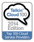 Logo Talkin' Cloud Top 100