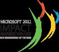 Logo Microsoft Impact Awards