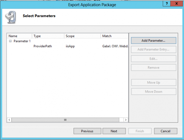 IIS Export Application Package 1