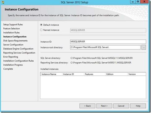 4 - SQL Server Instance Config