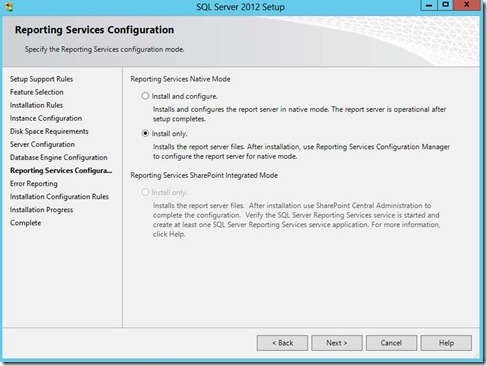 7 - SQL Server Reporting Services