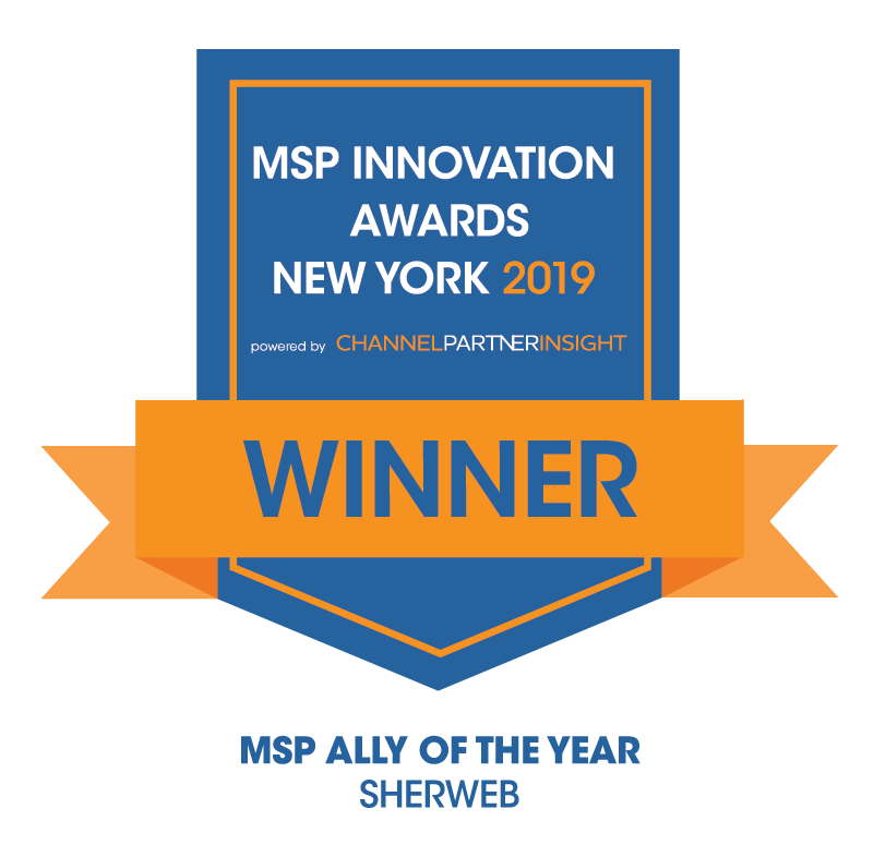 Channel Partner Insights -- MSP Ally of the Year