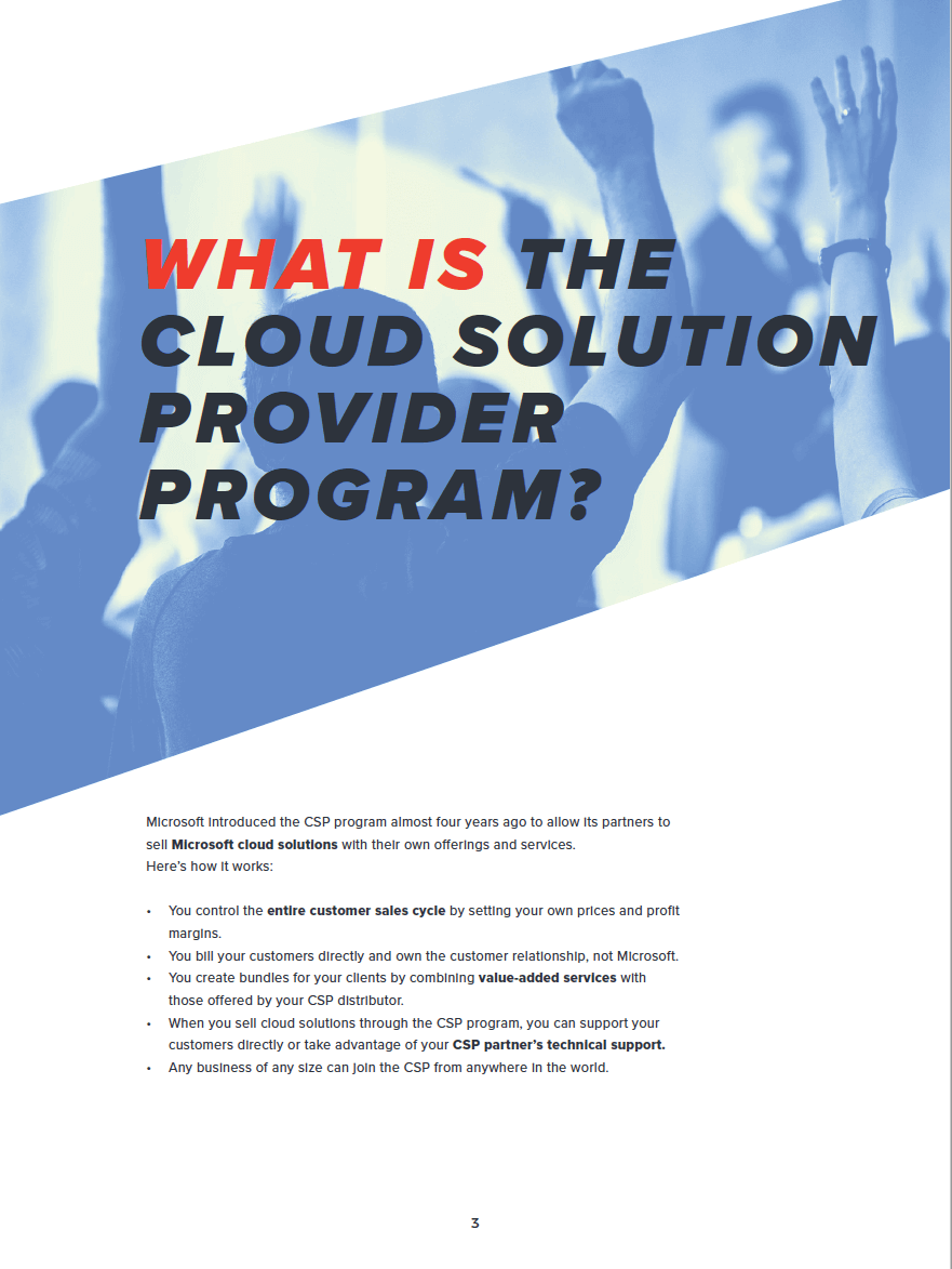 Questions about reselling Dynamics in the cloud?
