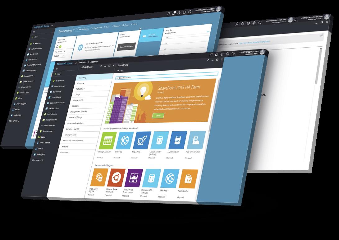 Revendez Microsoft Azure