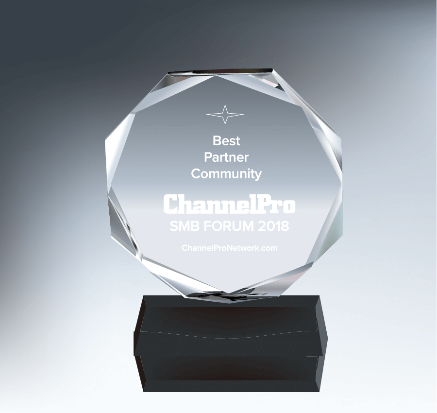 ChannelPro SMB Forum Awards – Best Partner Community