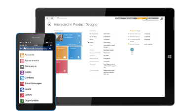 Microsoft Dynamics CRM Online Mobile Apps