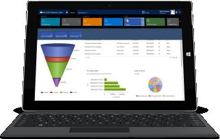 Microsoft Dynamics CRM Online pour les ventes