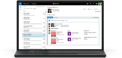 Microsoft Dynamics CRM Online Office Integration