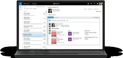 Microsoft Dynamics CRM Online: Intégration à Office