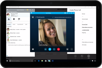 Skype Integration with CRM Online