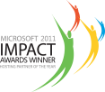 Microsoft Impact Hosting Partner of the Year Award