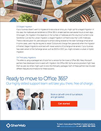3 Steps to a Painless Office 365 Migration