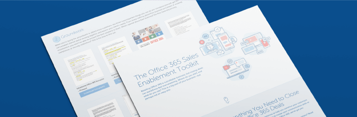 Office 365 Sales Toolkit