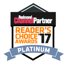 Redmond Channel Partner Reader's Choice Awards – Best CSP Indirect Distributor
