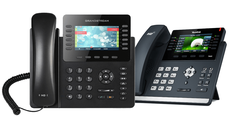 Cloud PBX phones