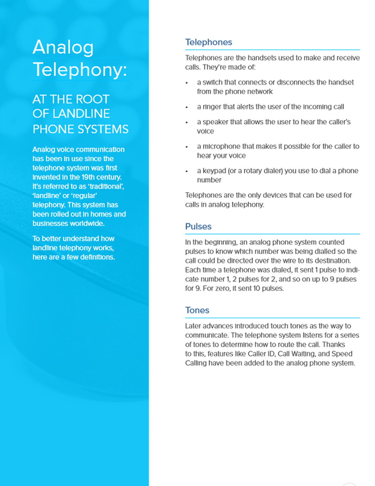 VoIP vs. Regular Phone